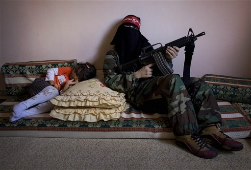 Femalemilitants