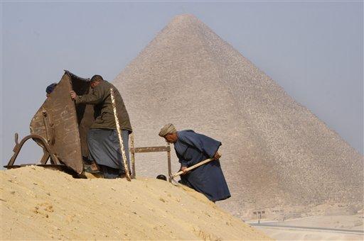 APTOPIX Mideast Egypt_Chav