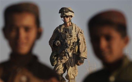 Afghanmarines