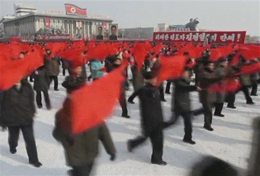 North Korea New Year _Chav