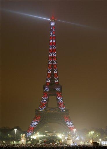 France New Year Eve E_Chav