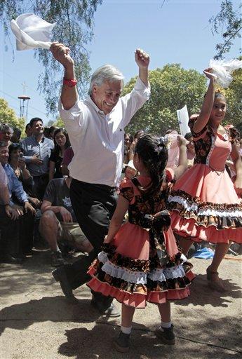 APTOPIX Chile Electio_Chav